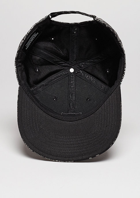 Cayler & Sons Baseball-Cap BL Paiz Curved black/white