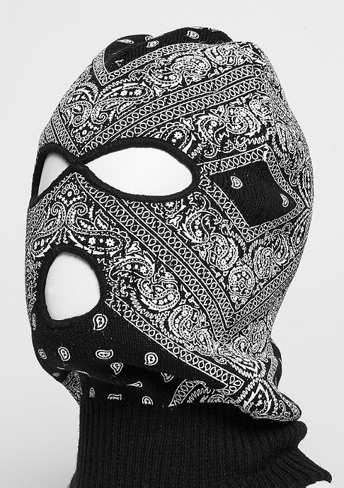 Cayler & Sons C&S BL Ski Mask Bumrush black/white