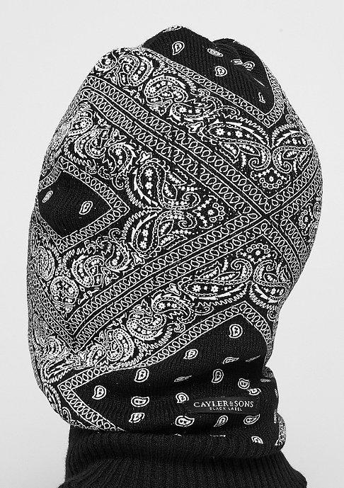 Cayler & Sons Beanie BL Ski Mask Bumrush black/white