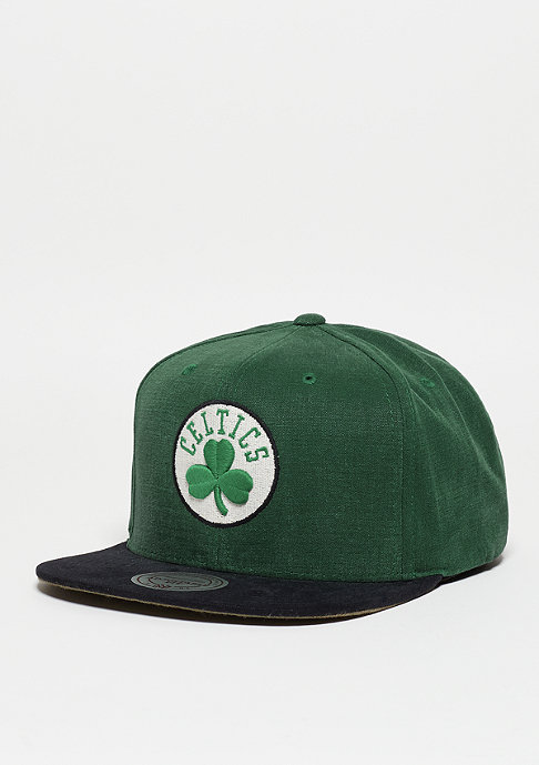 Mitchell & Ness Sandy NBA Boston Celtics green/black