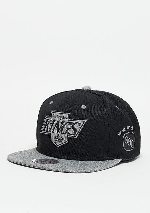 Mitchell & Ness Greytist NHL Los Angeles Kings black/grey