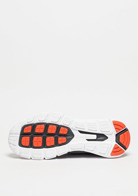 Under Armour Speedform Fortis 2 Txtr overcast grey/white/bolt orange
