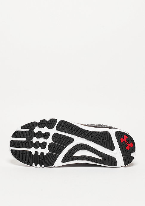Under Armour Laufschuh Charged Reckless white/white/black