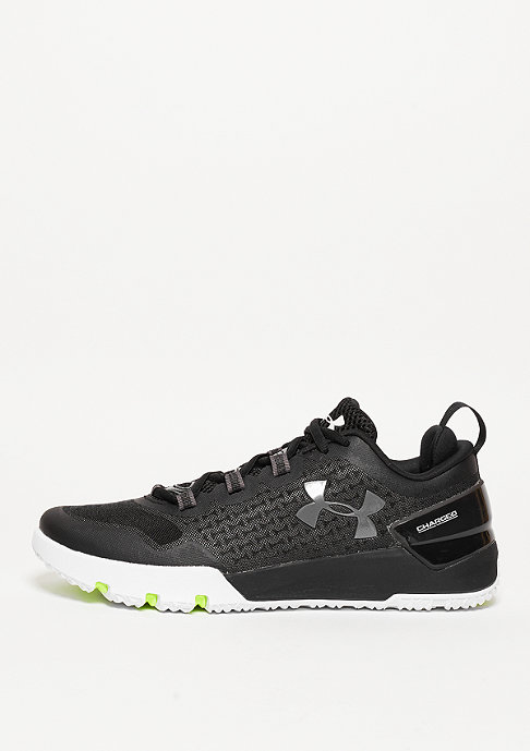 Under Armour Laufschuh Charged Ultimate TR Low black/white/graphite