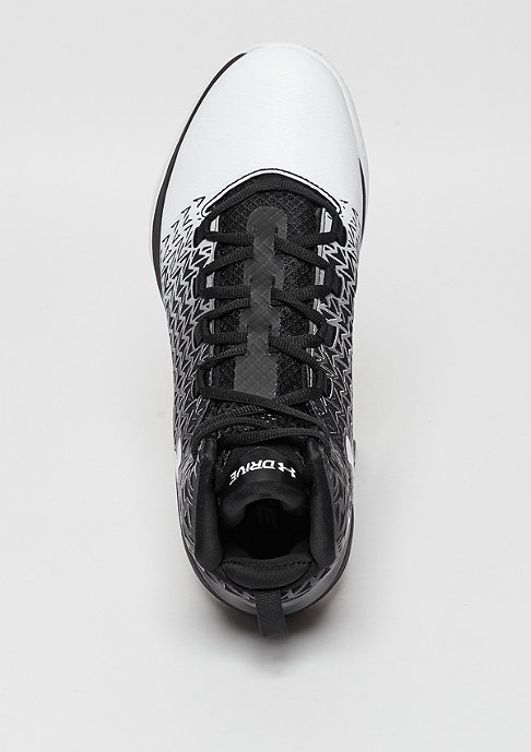 Under Armour Clutch Fit Drive 3 black/white/white