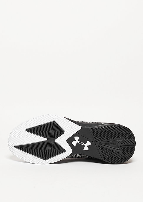 Under Armour Basketballschuh Clutch Fit Drive 3 Low black/white/white