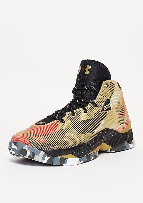 Under Armour Basketballschuh Curry 2.5 metallic gold/black/white