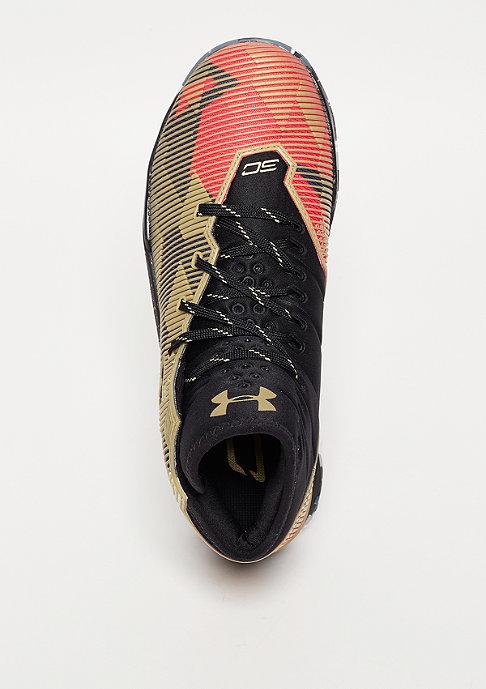 Under Armour Basketbalschoen Curry 2.5 metallic gold/black/white