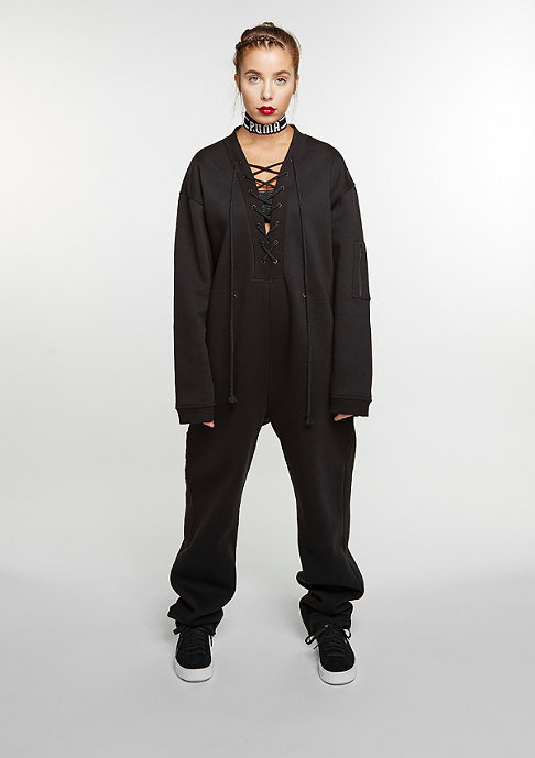 Puma Fenty by Rihanna Jumpsuit Lacing Fleece black