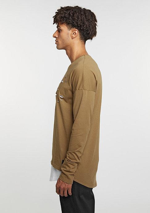 Black Kaviar Longsleeve Klock Camel