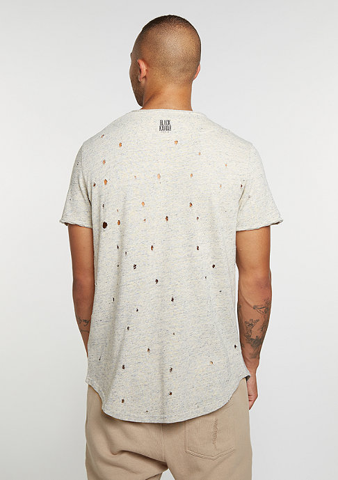 Black Kaviar T-Shirt Tee Kind Beige