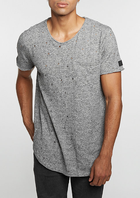 Black Kaviar T-Shirt Kind Grey