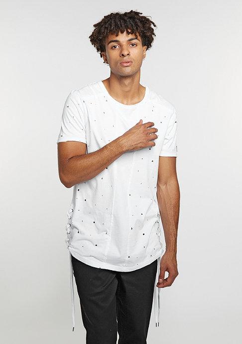 Black Kaviar T-Shirt Kigster White