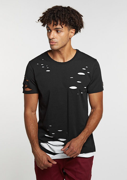 Black Kaviar BK Tee Kraged Black