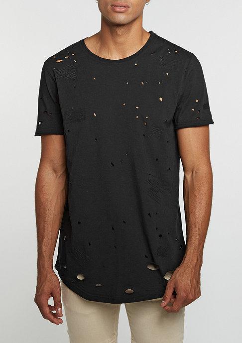 Black Kaviar T-Shirt Kurtis Black