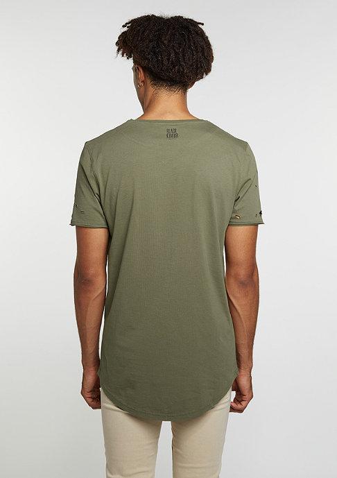 Black Kaviar T-Shirt Kurtis Kaki