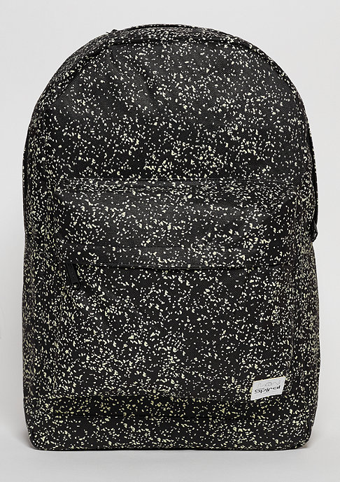 Spiral Rucksack Glow In The Dark Speckles multicolor