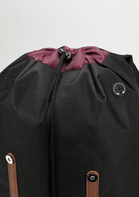 Spiral Rucksack Hampton classic black