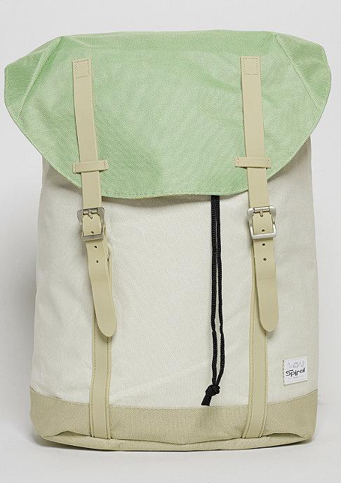 Spiral Rucksack OG Hampton tri color pastel green