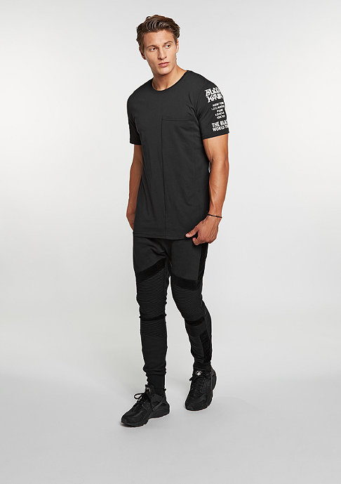 Black Kaviar T-Shirt Klint Black