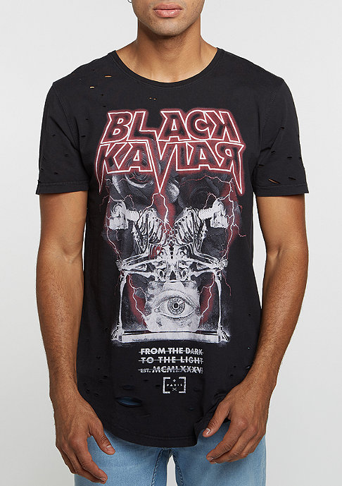 Black Kaviar T-Shirt Karter Black