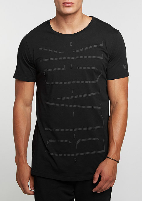 Black Kaviar T-Shirt Krome Black