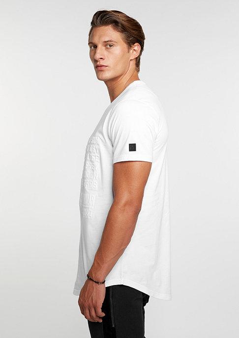 Black Kaviar T-Shirt Kalipso White