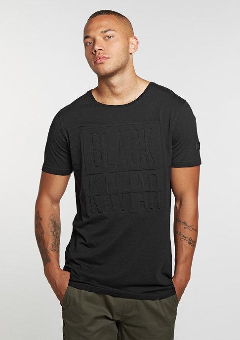 Black Kaviar T-Shirt Kristo Black