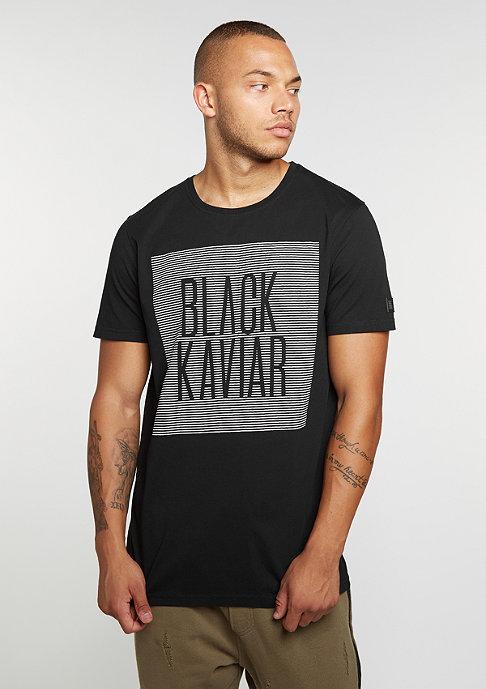 Black Kaviar BK Tee Kalke Black