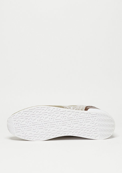 Djinn's Easy Run Gator Knit sand/white