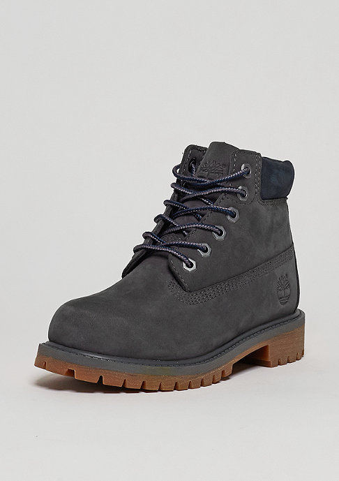 Timberland 6 inch Premium Waterproof dark grey