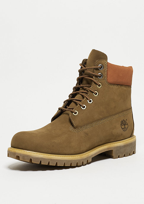 Timberland 6 inch Premium medium brown