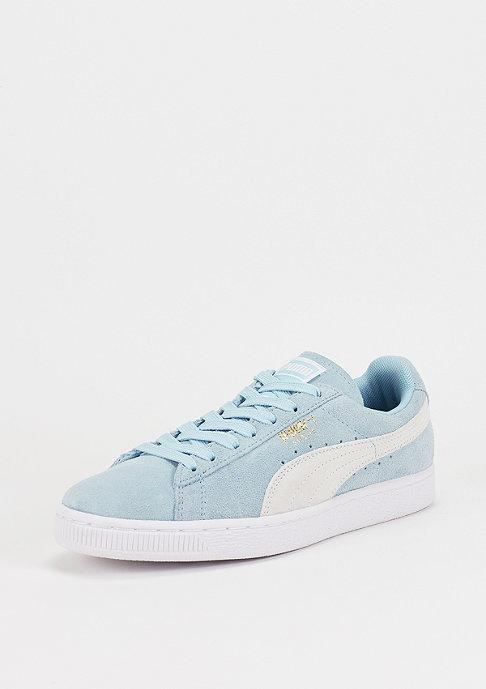 Puma Schuh Suede Classic cool blue/white