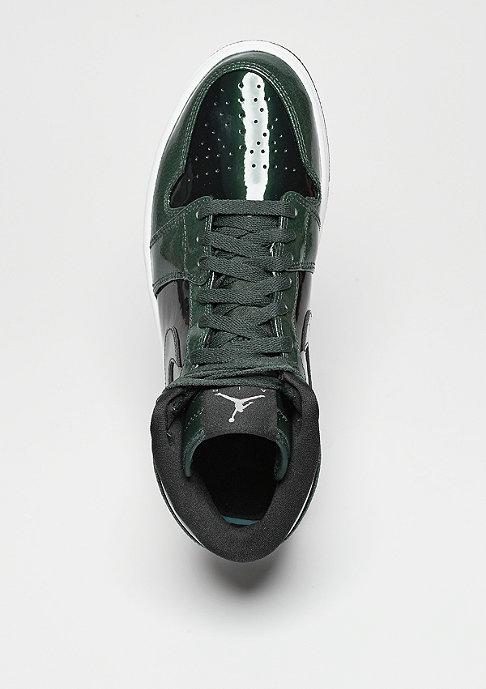 JORDAN Basketballschuh Air Jordan 1 Retro High grov green/black/white