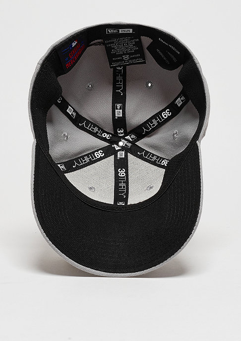 New Era Emblem Stretch MLB New York Yankees grey/black