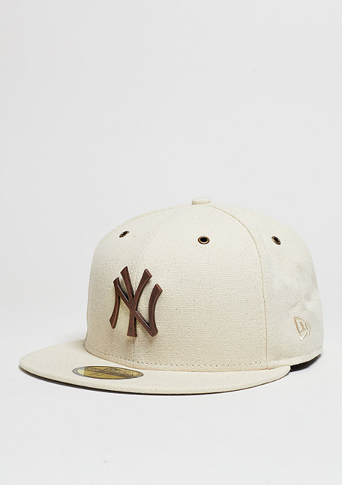 New Era Crafted MLB New York Yankees stone/bronze