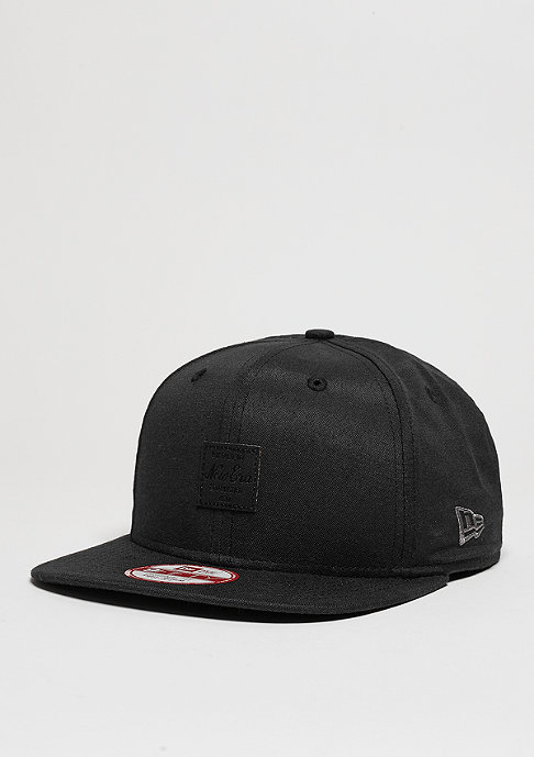 New Era Oxford Patch black