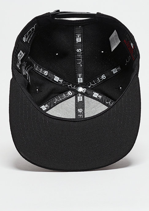 New Era Emblem Patch MLB New York Yankees black