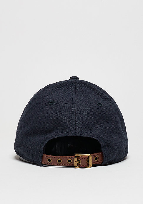 New Era Crafted Tonal Patch navy