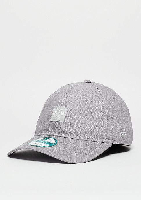 New Era Crafted Tonal Patch grey