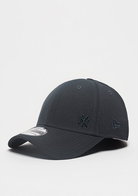 New Era Baseball-Cap Flawless Matte 39Thirty MLB New York Yankees navy