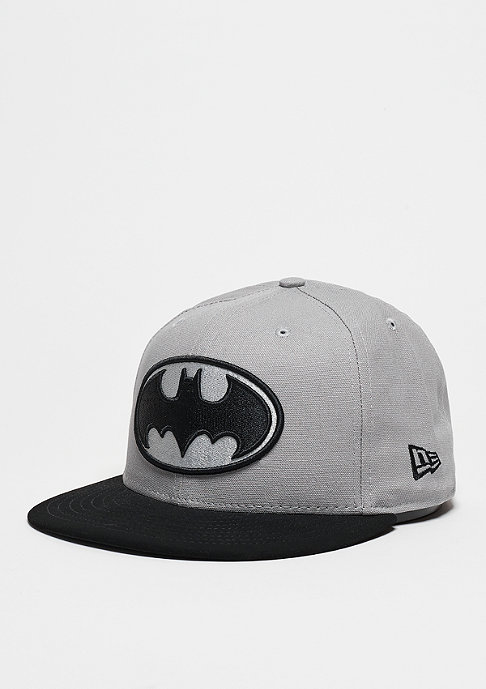 New Era Team Duck Canvas 59Fifty Batman grey/black