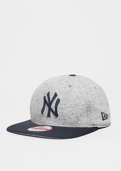 New Era Jersey Team MLB New York Yankees grey