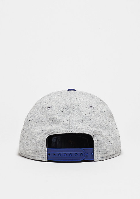 New Era Snapback-Cap Jersey Team MLB Los Angeles Dodgers grey