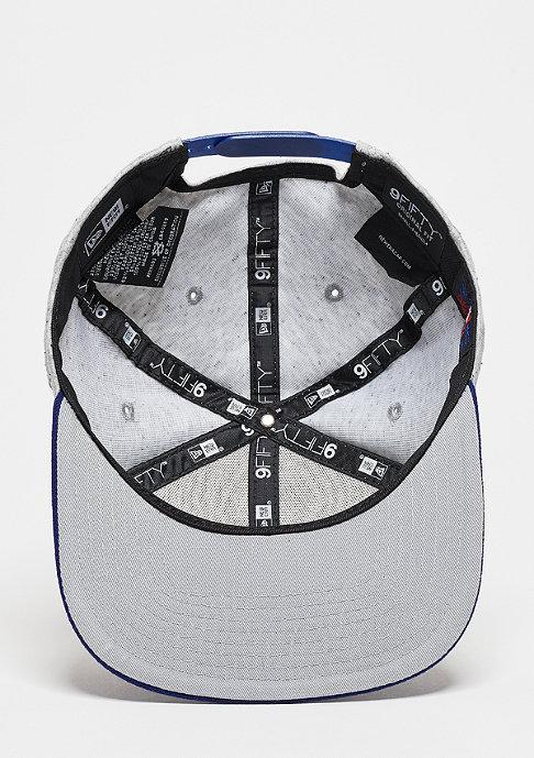New Era Jersey Team MLB Los Angeles Dodgers grey