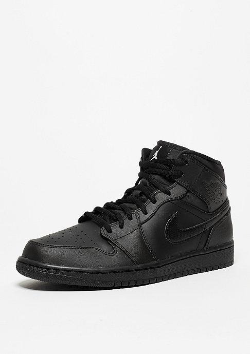 JORDAN Schuh Air Jordan 1 Mid black/white