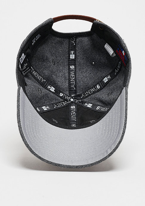New Era Wool MLB New York Yankees grey