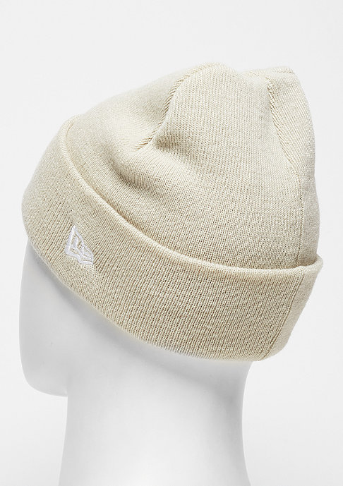 New Era Beanie Fisherman Cuff stone