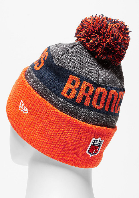 New Era Sideline Bobble Knit NFL Denver Broncos official