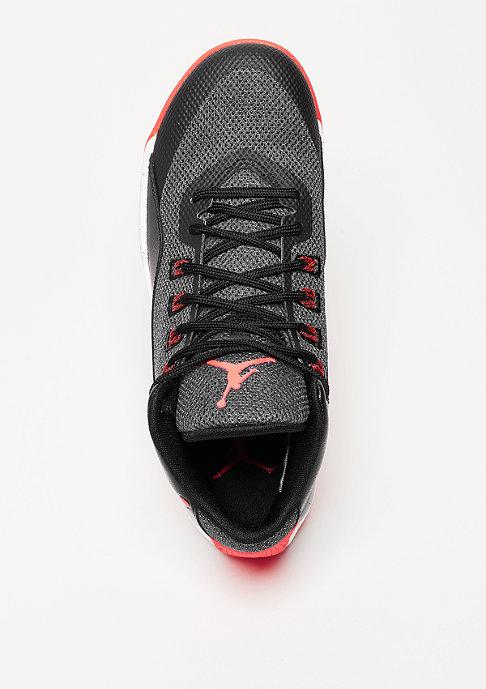 JORDAN Jordan Rising High 2 dark grey/infrared 23/black